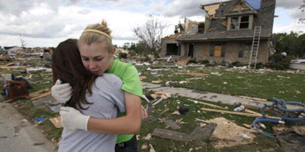 USA: Tornados töten sieben Menschen