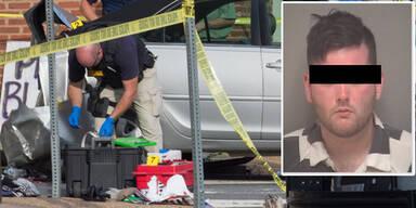 Auto-Anschlag: Polizei nimmt Täter (20) fest