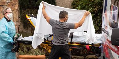 Neuer Höchststand an Corona-Toten in den USA