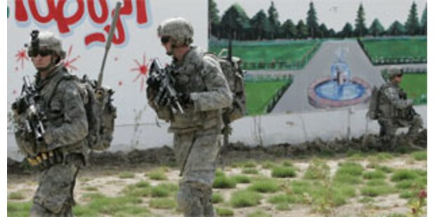 US-Kommandant empfiehlt Truppenabzug aus Bagdad