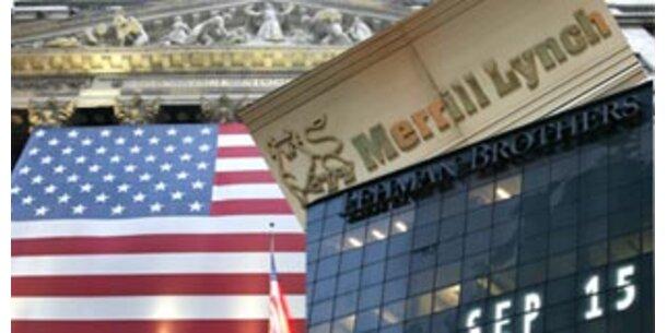 Rettungspaket nach Finanzkrise nimmt Konturen an