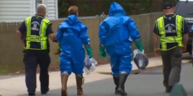Horrorhaus: Polizei findet drei tote Babys