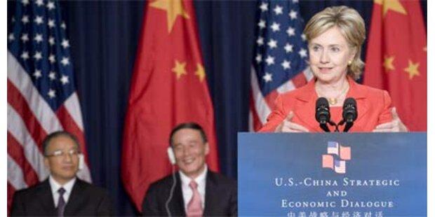 USA und China wollen engere Beziehung