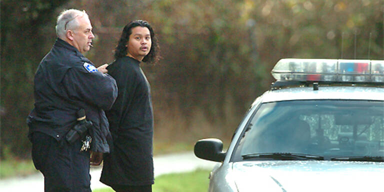 Douglas Chanthabouly wird wegen Mordes angeklagt. (c)AP