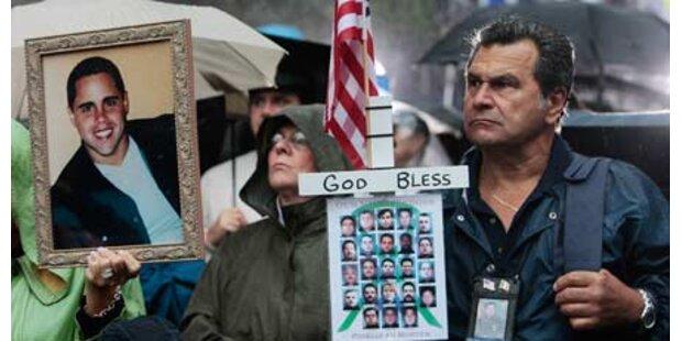 USA erinnern an Terrorattacke