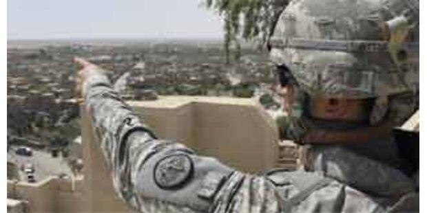Irak und USA einigten sich über Truppenabzug