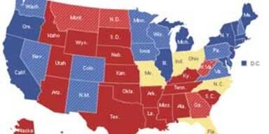 So wählen die 213 Mio US-Amerikaner