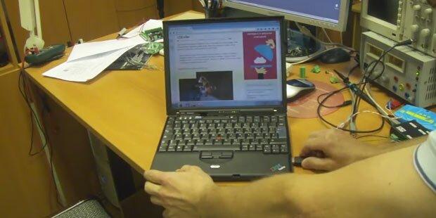 Dieser USB-Stick killt jeden Laptop