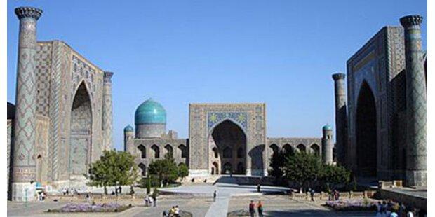 Usbekistan: Das Herz der Seidenstraße
