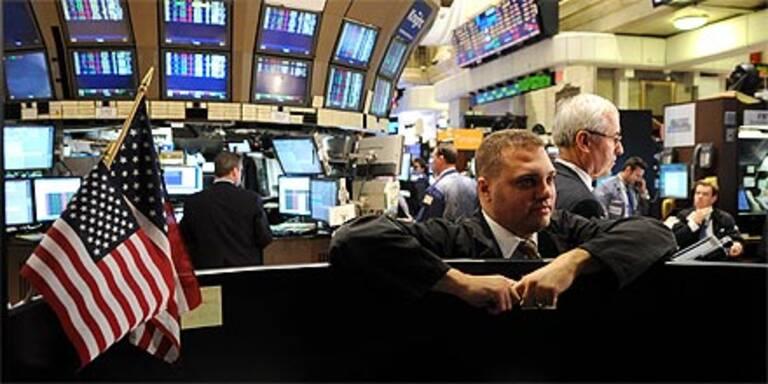 US-Börsen höher ins Wochenende