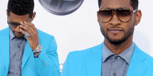 Usher: Zusammenbruch vor Gericht