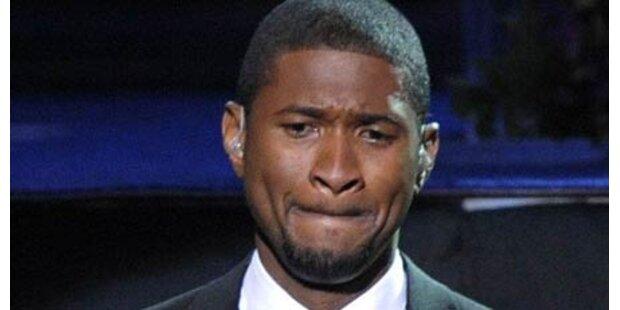 Usher während Einkaufstour bestohlen