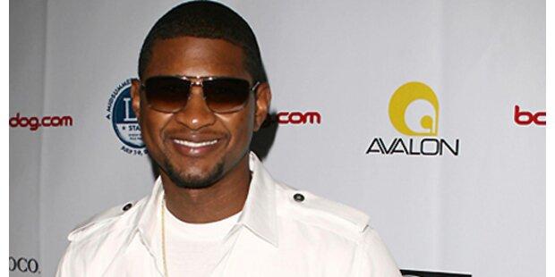 US-Star Usher ist zum ersten Mal Vater geworden