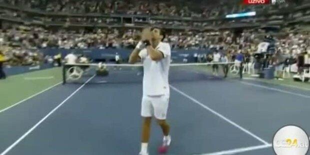 Dominator Djokovic gewinnt US Open Finale