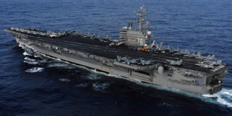 US-Marine lässt Hilfe wieder anlaufen
