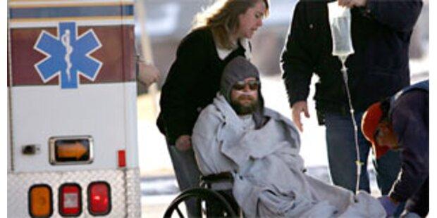 Ehepaar überlebt 12 Tage im Schnee in Utah