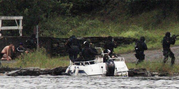 Polizei gibt Fehler bei Massaker zu