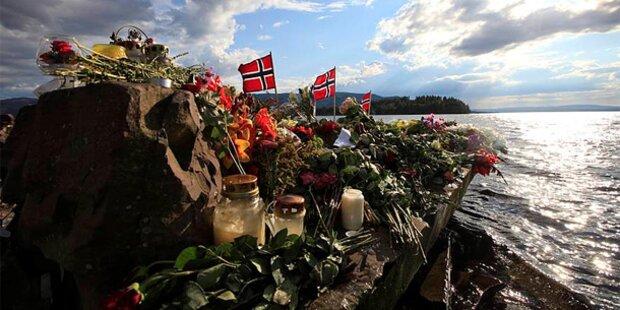 Überlebende zurück auf der Terror-Insel