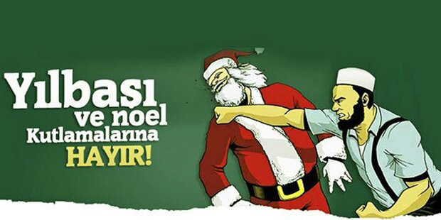 Türkischer Verband hetzt gegen christliche Traditionen