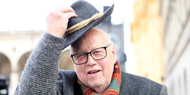 Regisseur Joseph Vilsmaier gestorben