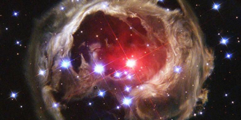NASA-Foto zeigt hellsten Stern des Alls