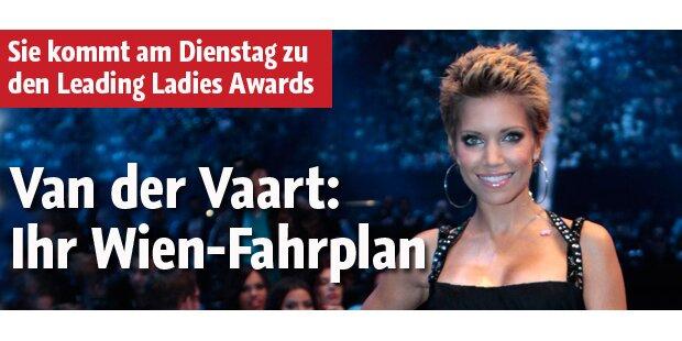 Van der Vaart: Ihr Wien-Fahrplan