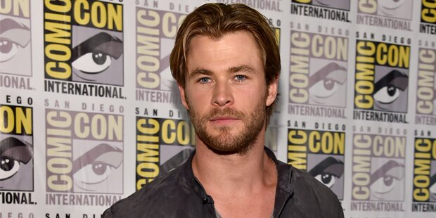 Chris Hemsworth dreht Komödie