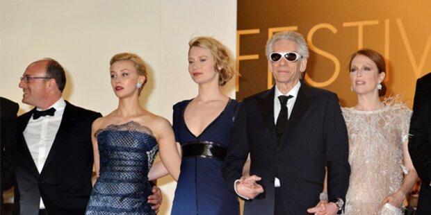 Cannes: Die wichtigsten Preisträger