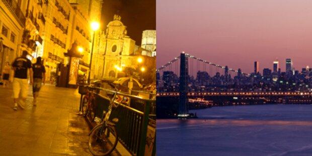 Diese Städte müssen Sie 2011 bereisen