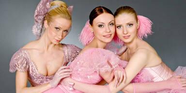 Unsere Ballette tanzen in Valentino