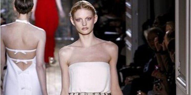 Haute Couture: Valentino