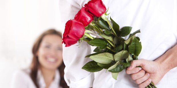 Valentinstag: Nur jeder Dritte feiert