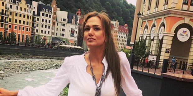 Begehrt: Das ist Russlands heißeste Journalistin