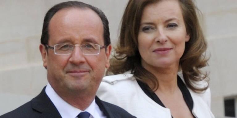 """Trierweiler von Hollande """"enttäuscht"""""""