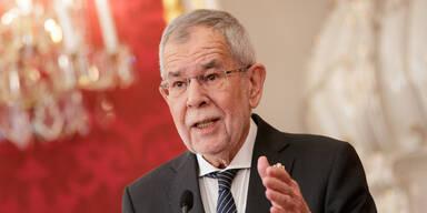 FPÖ will Van der Bellen in den Ibiza-U-Ausschuss laden