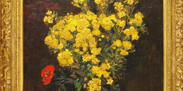 Beamte nach Van-Gogh-Raub verhaftet