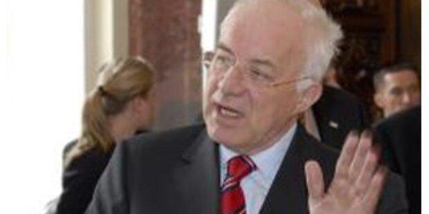 Van Staa stellt SPÖ Ultimatum