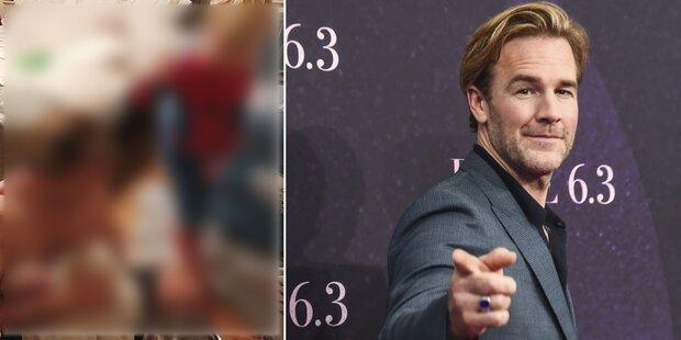 'Dawsons Creek'-Star intim: Er zeigt Hausgeburt!