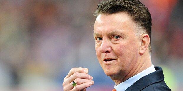 Van Gaal neuer Coach bei Manchester United