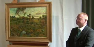 Gemälde von Vincent van Gogh entdeckt