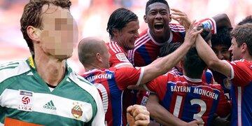 """""""Wie im Bordell"""": Rapid-Legende attackiert Ex-FC-Bayern-Star"""
