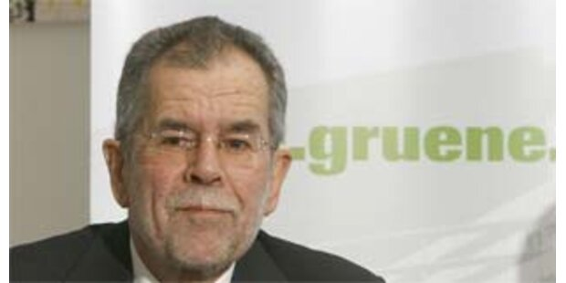 Grüne offen für Koaltion mit beiden Großparteien