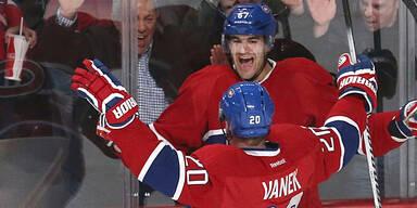 Vanek mit Canadiens schon in Runde 2
