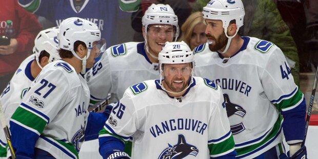 Überragend: Vanek-Gala und Raffl-Tor in NHL