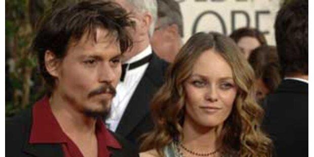 Johnny Depp schenkt seiner Vanessa einen Weinberg