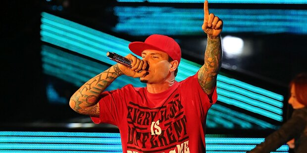 Kult-Rapper Vanilla Ice festgenommen