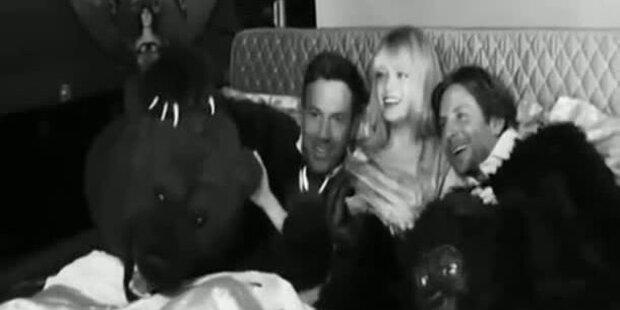 Affleck, Cooper und Stone für Vanity Fair
