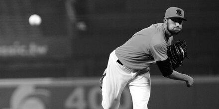 Größter Baseball-Spieler der Welt verstorben