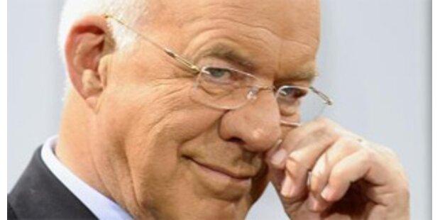 Van Staa bleibt Tiroler Landeshauptmann