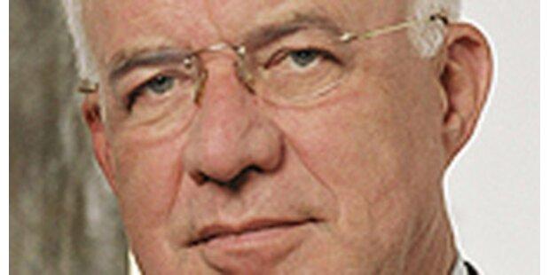 Van Staa nannte Joschka Fischer